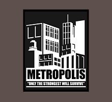 Metropolis (BLACK) Unisex T-Shirt