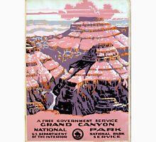 Vintage Grand Canyon National Park Arizona WPA Unisex T-Shirt
