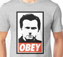 Kilgrave - Obey (Jessica Jones) Unisex T-Shirt