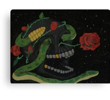 Beautiful but Dangerous  Canvas Print