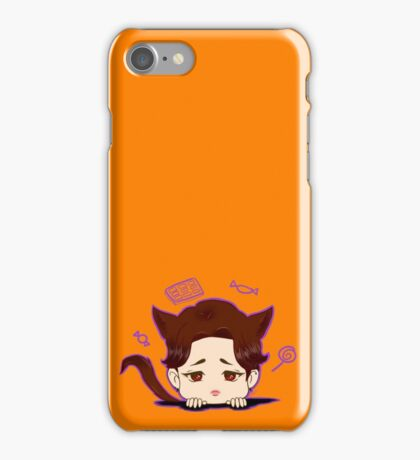 werewolf jimin iPhone Case/Skin