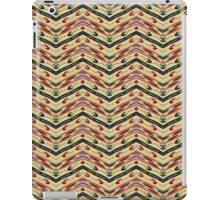 Colorful Chevron Zig Zag Stripe Aztec Tribal Pattern iPad Case/Skin