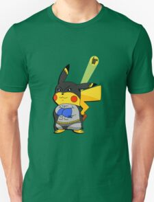 Pikachu Batman Mashup T-Shirt