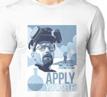 Breaking Bad- APPLY YOURSELF T SHIRT Unisex T-Shirt