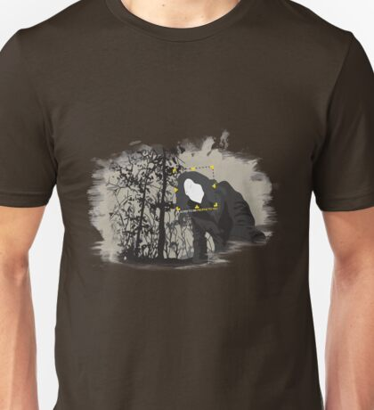 Places to Be, People To Kill Unisex T-Shirt