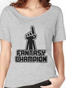 Fantasy Champion Women's Relaxed Fit T-Shirt