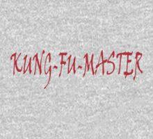 KUNG FU MASTER One Piece - Long Sleeve
