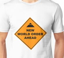NWO - STRAIGHT  AHEAD Unisex T-Shirt