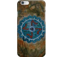 Vishuddha - Throat Chakra 5  iPhone Case/Skin