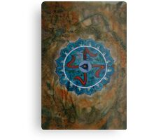 Vishuddha - Throat Chakra 5  Metal Print