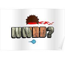 WWRD? Poster
