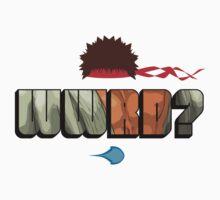 WWRD? One Piece - Short Sleeve