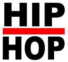 HIP HOP STRIP Photographic Print
