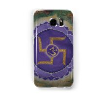 Sahasrara - Crown Chakra Samsung Galaxy Case/Skin