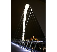 Iowa Women of Achievement Bridge #2 Photographic Print