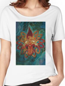 Maori Sun Women's Relaxed Fit T-Shirt