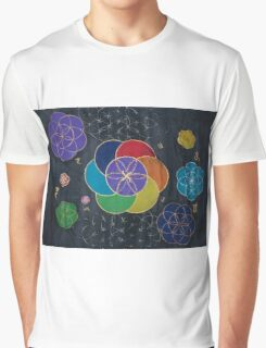 Seed of life Graphic T-Shirt