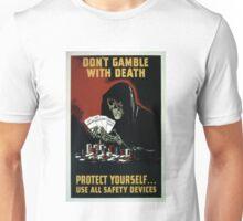 Vintage World War II Safety Equipment Unisex T-Shirt