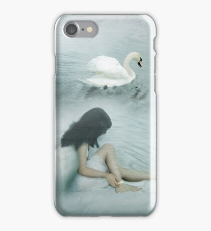 Captive Angel iPhone Case/Skin