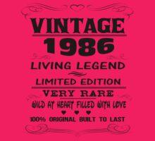 VINTAGE 1986 by Bma1970