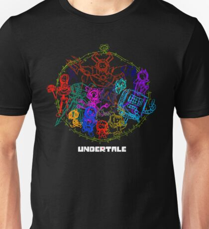 Undertale Limited Edition Unisex T-Shirt