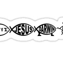 ICONIC EVOLUTION  Sticker
