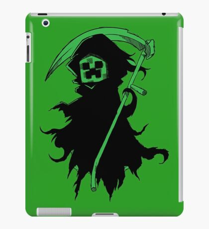 Death Creeper iPad Case/Skin