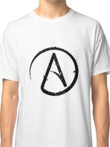 ATHEISM SYMBOL Classic T-Shirt