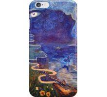 The Beatles meet Van Gogh iPhone Case/Skin