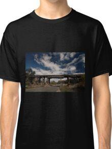 Lue - Rail Bridge, Australia 2009 Classic T-Shirt