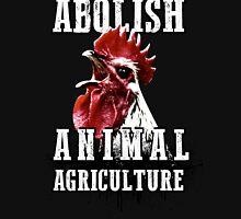 Abolish Animal Agriculture Unisex T-Shirt