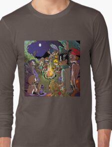 Kevedd love Long Sleeve T-Shirt