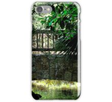 """Bridge"" by Carter L. Shepard""  iPhone Case/Skin"