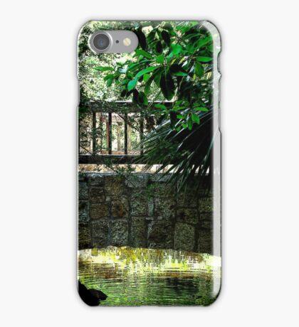 """""""Bridge"""" by Carter L. Shepard""""  iPhone Case/Skin"""
