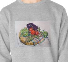 Artichokes with a touch of asparagus. 2012Ⓒ Pullover