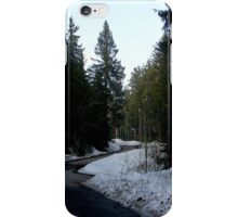 Forrest Drive iPhone Case/Skin