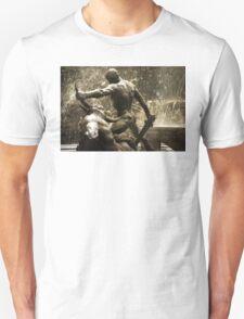 Theseus Slaying a Minotaur T-Shirt