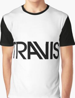 Travis The Band Graphic T-Shirt