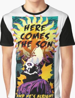 PAPA I - Here Comes the Son Graphic T-Shirt