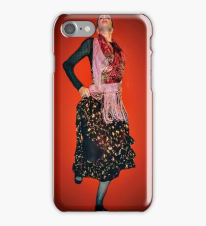 The Pride of Flamenco iPhone Case/Skin