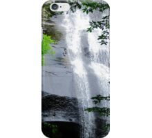 """Waterfall"" by Carter L. Shepard""  iPhone Case/Skin"
