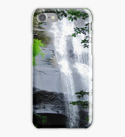 """Waterfall"" by Carter L. Shepard""  iPhone Case/Skin"