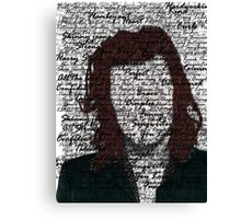 Harry Styles - One Direction Canvas Print
