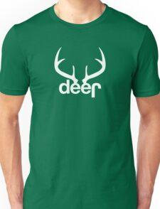 Jeep Deer Sticker and T shirts Unisex T-Shirt