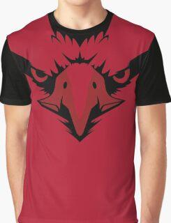 ZyuohEagle Graphic T-Shirt