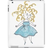 The Chubby Lady iPad Case/Skin