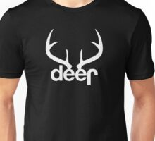 Deer Jeep Unisex T-Shirt