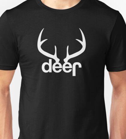 Deer Jeep Unisex T-Shirt