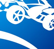 Rocket League Logo Car Sticker