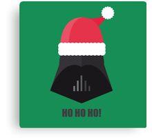 christmas Darth Vader Canvas Print